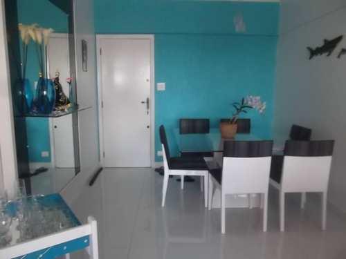 Apartamento, código 3102 em São Vicente, bairro Itararé