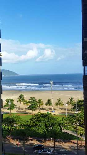 Apartamento, código 3103 em Santos, bairro Pompéia