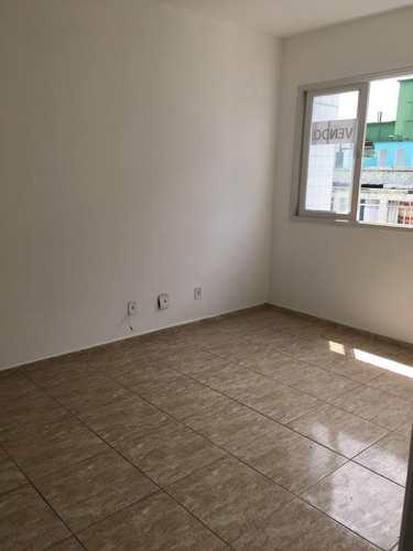 Apartamento, código 3111 em São Vicente, bairro Centro