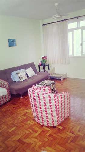 Apartamento, código 3119 em Santos, bairro José Menino