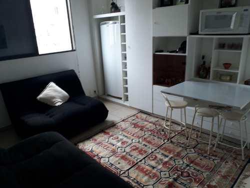 Apartamento, código 3125 em Santos, bairro José Menino