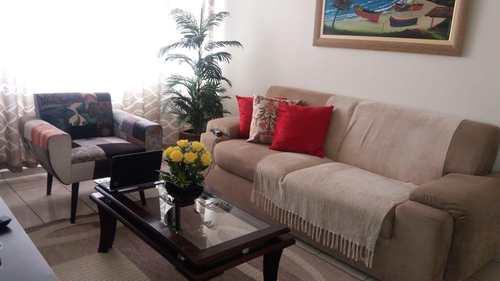 Apartamento, código 3129 em Santos, bairro Campo Grande
