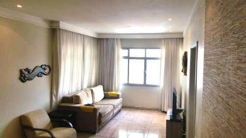 Apartamento, código 3140 em São Vicente, bairro Itararé