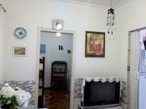 Apartamento, código 3142 em Santos, bairro José Menino