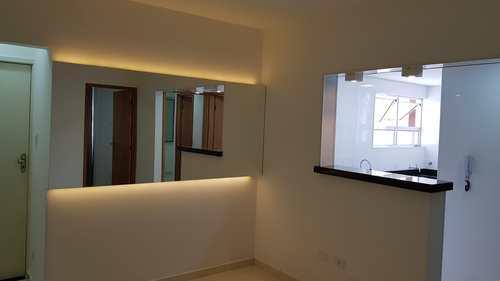 Apartamento, código 3162 em Santos, bairro José Menino