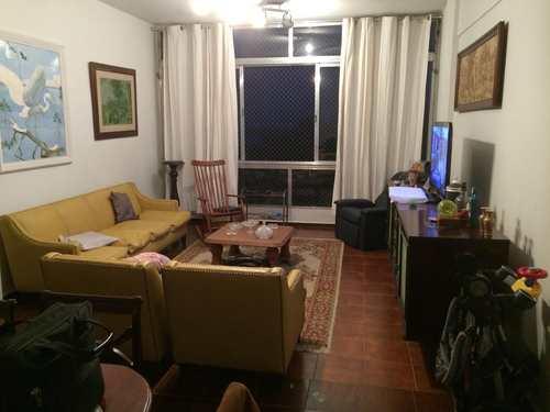Apartamento, código 3166 em Santos, bairro Boqueirão