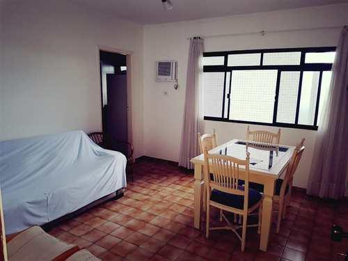 Apartamento, código 3169 em São Vicente, bairro Itararé