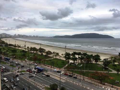 Apartamento, código 3179 em Santos, bairro José Menino