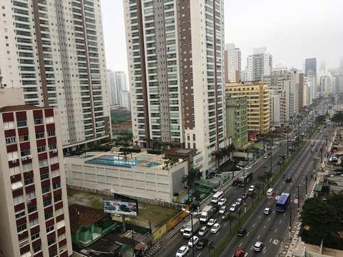 Apartamento, código 3183 em Santos, bairro José Menino