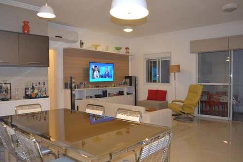 Apartamento, código 3185 em Santos, bairro José Menino
