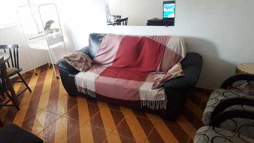 Apartamento, código 3197 em São Vicente, bairro Itararé