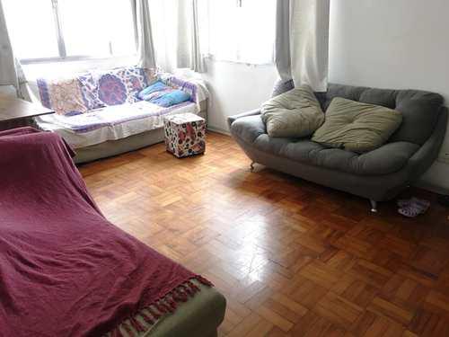 Apartamento, código 3213 em Santos, bairro José Menino