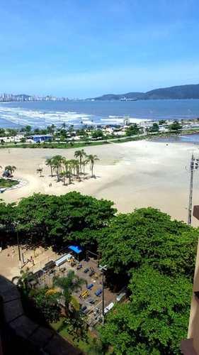 Apartamento, código 3221 em Santos, bairro José Menino