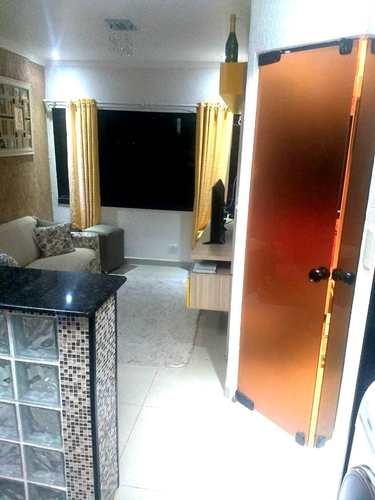 Apartamento, código 3229 em São Vicente, bairro Ilha Porchat