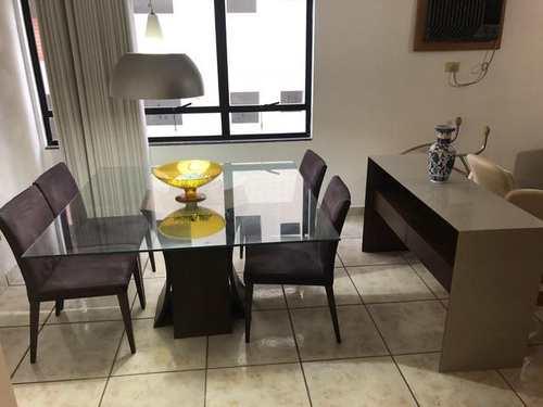 Apartamento, código 3253 em Santos, bairro Pompéia