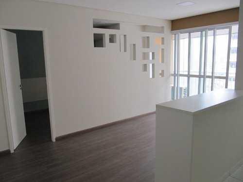 Apartamento, código 3275 em Santos, bairro Vila Mathias