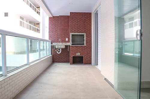 Apartamento, código 3277 em Praia Grande, bairro Canto do Forte