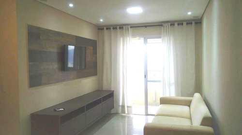 Apartamento, código 3281 em São Vicente, bairro Centro