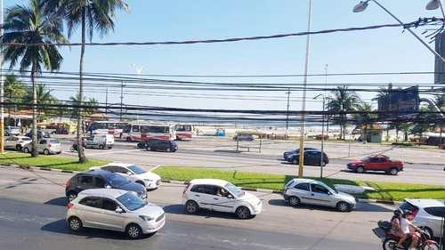 Apartamento, código 3284 em São Vicente, bairro Itararé