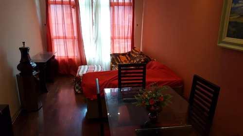 Apartamento, código 3287 em Santos, bairro Pompéia