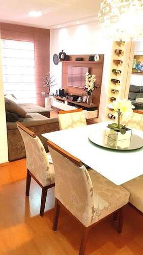 Apartamento, código 3289 em São Vicente, bairro Itararé