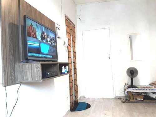 Sala Living, código 3296 em São Vicente, bairro Itararé