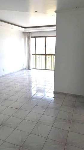 Apartamento, código 3301 em São Vicente, bairro Itararé