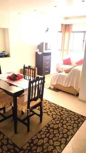 Apartamento, código 3302 em São Vicente, bairro Itararé