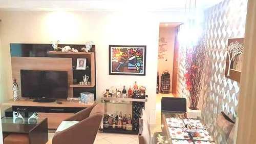 Apartamento, código 3306 em Santos, bairro Ponta da Praia