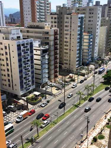Apartamento, código 3311 em Santos, bairro José Menino