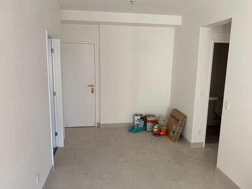 Apartamento, código 3314 em Santos, bairro José Menino
