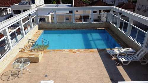 Apartamento, código 3326 em Santos, bairro Pompéia
