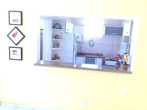 Apartamento, código 3327 em São Vicente, bairro Itararé
