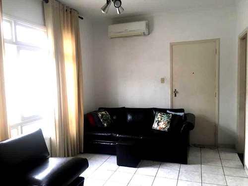 Apartamento, código 3330 em Santos, bairro Embaré