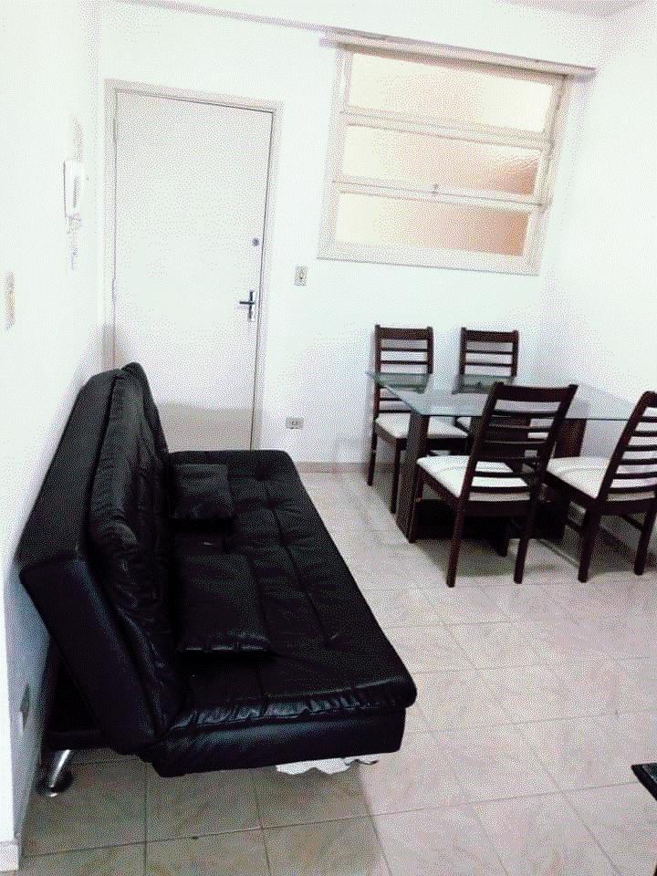 Apartamento, código 3346 em Santos, bairro Aparecida