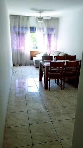 Apartamento, código 3355 em Santos, bairro José Menino