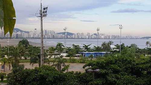Apartamento, código 3361 em Santos, bairro José Menino