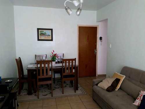 Apartamento, código 3362 em Santos, bairro José Menino