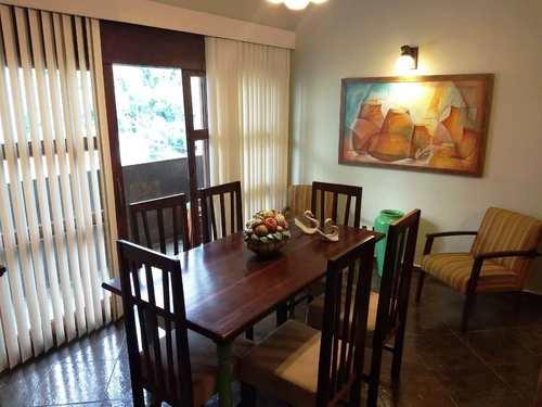 Apartamento, código 3366 em Santos, bairro José Menino