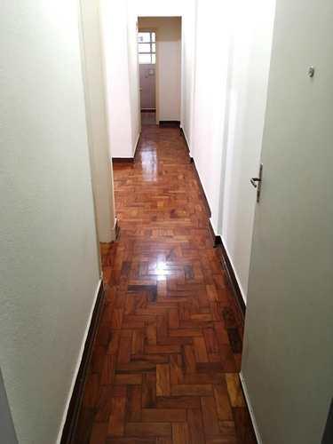 Apartamento, código 3371 em Santos, bairro José Menino