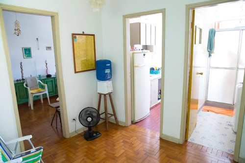 Apartamento, código 3390 em Santos, bairro José Menino