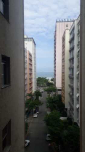 Apartamento, código 3413 em Santos, bairro Boqueirão