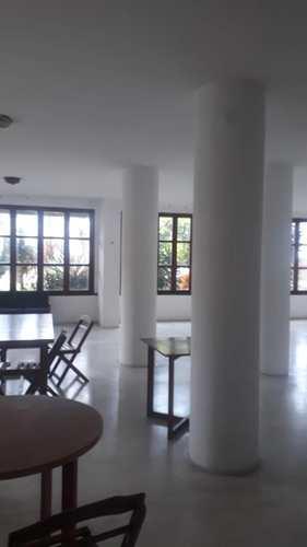 Apartamento, código 3415 em São Vicente, bairro Itararé