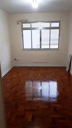 Apartamento, código 3419 em Santos, bairro Marapé