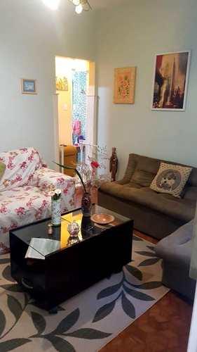Apartamento, código 3424 em Santos, bairro Gonzaga