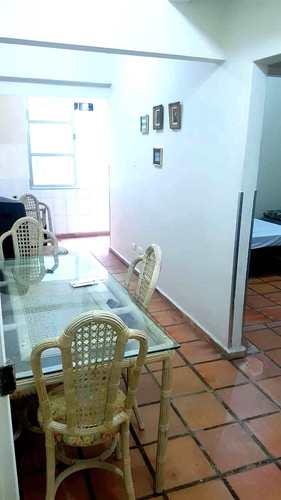 Apartamento, código 3429 em Santos, bairro Pompéia