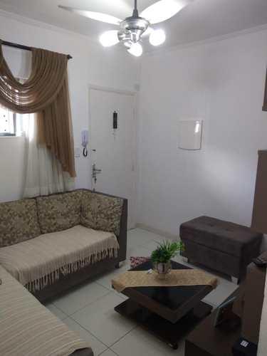 Apartamento, código 3441 em Santos, bairro José Menino