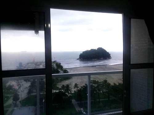 Apartamento, código 3444 em Santos, bairro José Menino