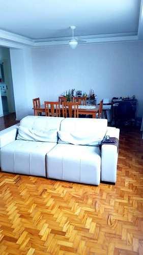 Apartamento, código 3448 em Santos, bairro José Menino