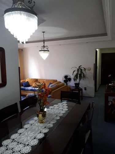 Apartamento, código 3452 em Santos, bairro Marapé